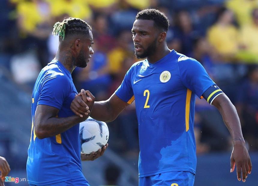 Curacao - đối thủ của tuyển Việt Nam ở chung kết mạnh cỡ nào?-1