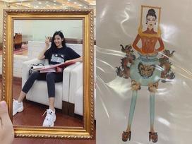 Bản tin Hoa hậu Hoàn vũ 6/6: Dân mạng đề nghị Hoàng Thùy loại gấp 'Bàn Thờ' khỏi cuộc tuyển chọn quốc phục