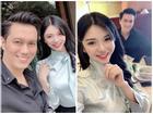 Giữa nghi án ly hôn ồn ào, diễn viên Việt Anh vui vẻ ăn uống cùng 'bồ nhí' Thanh Bi