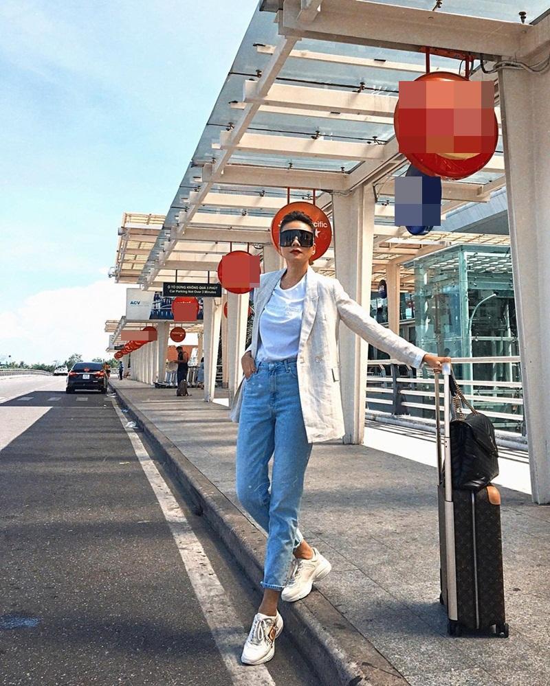 HHen Niê giản dị hết cỡ với đồ ngủ, dép tổ ong - Hiền Thục khoe street style trẻ trung như U20-3