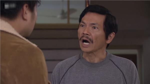 Ông Sơn trách mắng Huệ vì nghĩ con gái lăng loàn trong tập 40 Về Nhà Đi Con-4