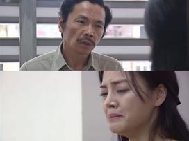 Ông Sơn trách mắng Huệ vì nghĩ con gái 'lăng loàn' trong tập 40 'Về Nhà Đi Con'