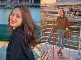 Đẹp hoàn hảo như Hoa hậu Chuyển giới Hương Giang mà vẫn để lộ khuyết điểm không thể nào phẫu thuật