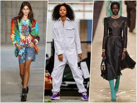 6 kiểu túi, giày, áo quần hứa hẹn 'bá chủ' tủ đồ hè này