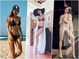 Người đẹp Việt nghiện áo tắm hai mảnh sexy