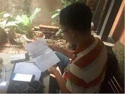 Bị chủ nợ của vợ 'khủng bố', chồng viết đơn xin ở tù
