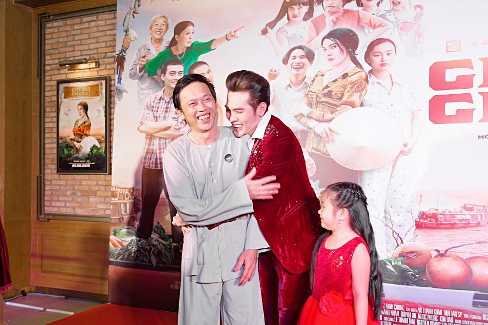 Danh hài Hoài Linh nghĩ gì khi cháu trai của mình đi giả gái?-2