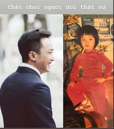 Đàm Thu Trang tiết lộ thú chơi ngông từ bé của Cường Đô La-1