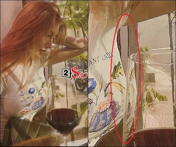 Vừa bạo miệng chọi mặt đứa nào kêu photoshop, Elly Trần đã lại để lộ rõ mười mươi dấu vết bóp ảnh méo tường-4