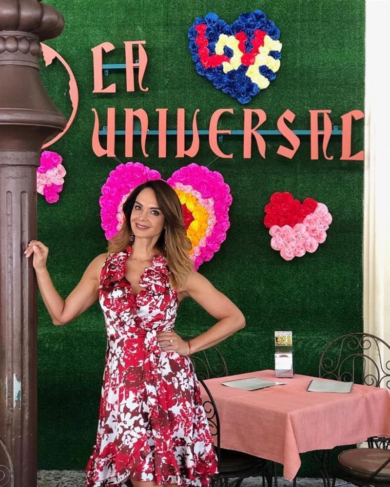 Bản tin Hoa hậu Hoàn vũ 7/6: Sắc đẹp Phạm Hương chỉ bằng một góc của hoa hậu cuối cùng triều đại Donald Trump-4