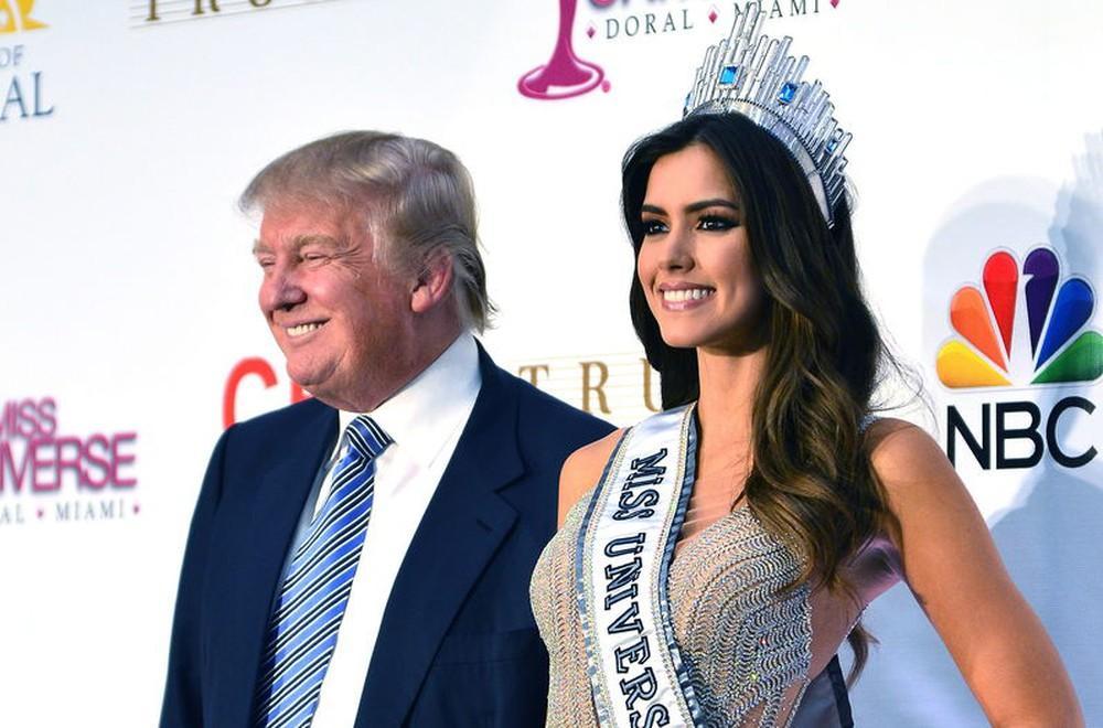 Bản tin Hoa hậu Hoàn vũ 7/6: Sắc đẹp Phạm Hương chỉ bằng một góc của hoa hậu cuối cùng triều đại Donald Trump-2