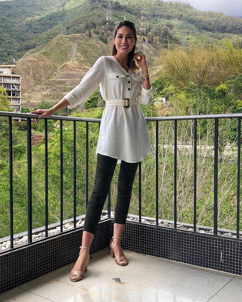 Bản tin Hoa hậu Hoàn vũ 7/6: Sắc đẹp Phạm Hương chỉ bằng một góc của hoa hậu cuối cùng triều đại Donald Trump-7