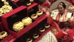 Choáng váng với sính lễ toàn vàng ròng của 'chàng rể Harvard' tặng con gái ông trùm sòng bạc Macau trước ngày cưới