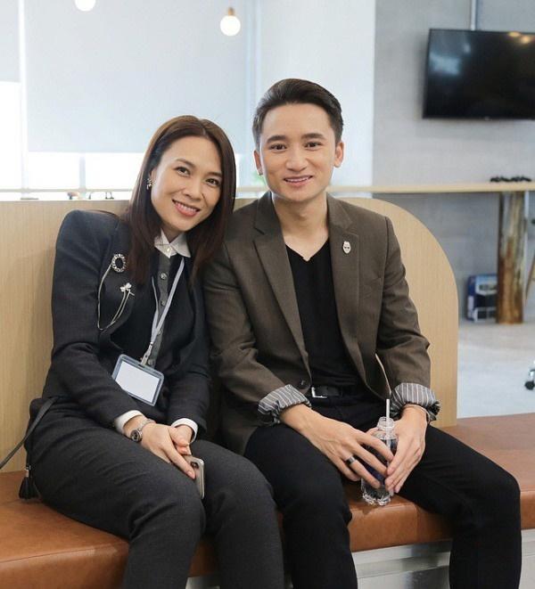 Phan Mạnh Quỳnh tiết lộ về đám cưới và sinh con với bạn gái hot girl-2