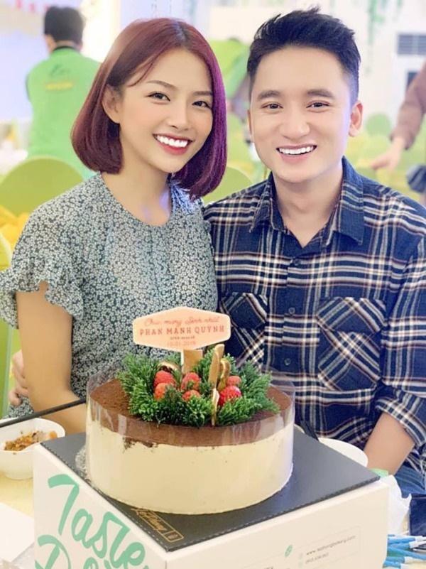 Phan Mạnh Quỳnh tiết lộ về đám cưới và sinh con với bạn gái hot girl-4