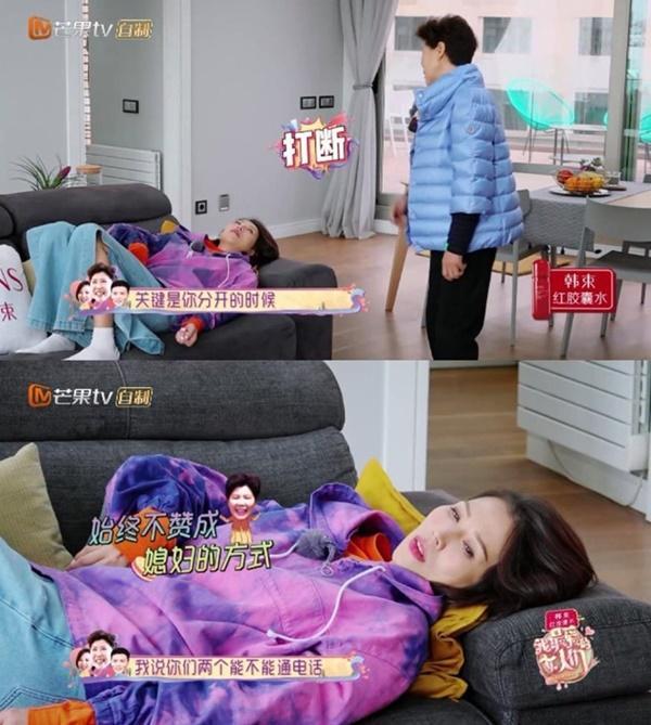 Đại hoa đán TVB bị mẹ chồng chỉ trích ngay trên truyền hình-1