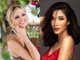 Lộ diện 'tiên nữ giáng trần' trực tiếp đe dọa khả năng intop của Hoàng Thùy tại Miss Universe 2019