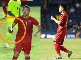 Thầy Park bất ngờ thay đổi chiến thuật giúp Đức Huy làm nên điều kỳ diệu ở phút 82