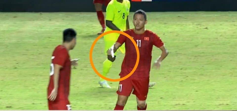 Thầy Park bất ngờ thay đổi chiến thuật giúp Đức Huy làm nên điều kỳ diệu ở phút 82-2