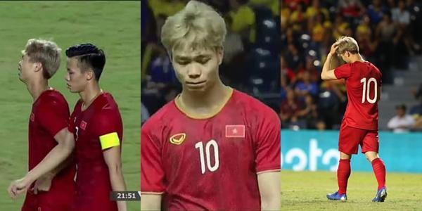 Thầy Park bất ngờ thay đổi chiến thuật giúp Đức Huy làm nên điều kỳ diệu ở phút 82-1