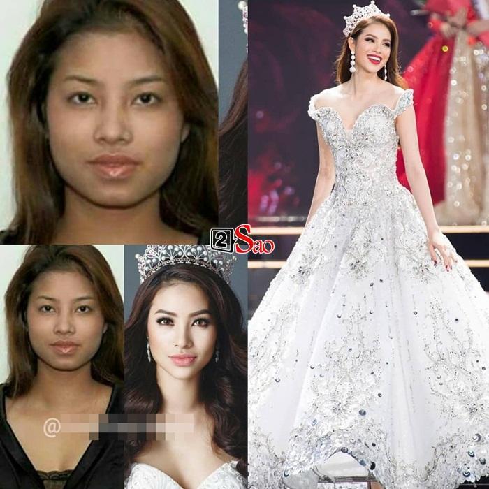 Diễn đàn hoa hậu quốc tế khẳng định gây shock: Phạm Hương đã trải qua nhiều cuộc phẫu thuật thẩm mỹ-3