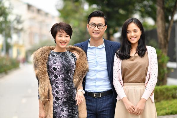 Chuyện không ngờ về tình địch cao tay của Thu Quỳnh trong Về nhà đi con-2