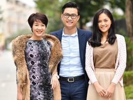 Chuyện không ngờ về tình địch cao tay của Thu Quỳnh trong 'Về nhà đi con'
