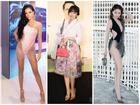 SAO MẶC XẤU: Ngọc Trinh gây tranh cãi vì bộ đồ na ná bikini đi sự kiện - Hari Won bị chê style như 'bà thím'
