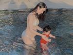Cận kề ngày sinh nở, Diệp Lâm Anh chính thức tiết lộ giới tính con thứ hai-6