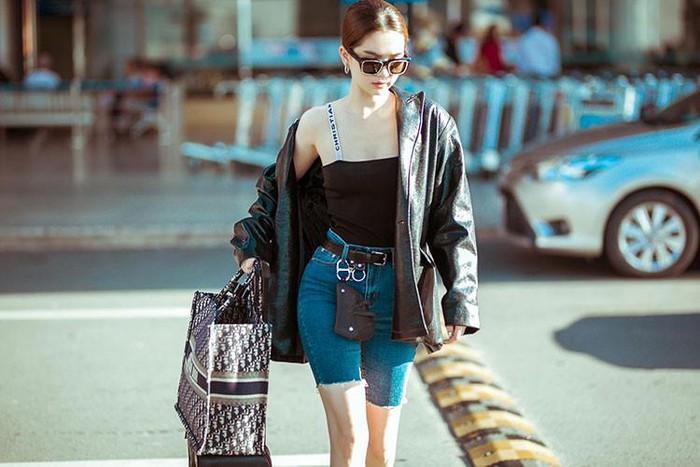 Người Hàn mắng, đề nghị xử phạt Ngọc Trinh mặc thô tục tại Cannes-11