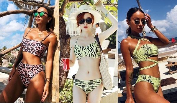 Loạt đồ bơi sắc màu lên ngôi hè này khiến phái đẹp rạo rực-1