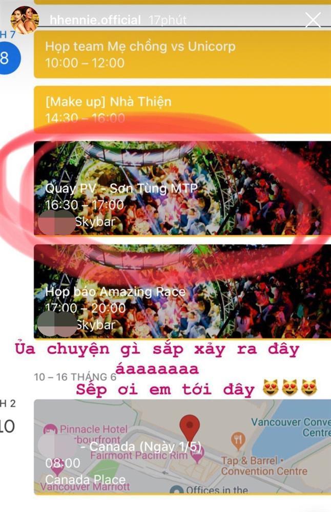 Hoa hậu HHen Niê phấn khích khoe với cả thế giới về cuộc hẹn cùng Sơn Tùng MTP: Fangirl thành công nhất hệ mặt trời là đây chứ đâu!-2