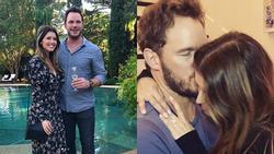 Tài tử 'Avengers' bí mật kết hôn với con gái 'Kẻ hủy diệt'