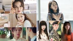 5 nữ phụ trong phim Hàn vươn lên vai chính thành công nhất