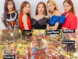 Có thể bạn chưa biết: Cả 'gia tài' hit của Red Velvet được SM gom lại qua… 1 tấm ảnh