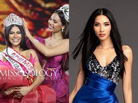 Đối thủ Philippines lộ diện quá xinh đẹp khiến fans lo sốt vó cho Hoàng Thùy tại Miss Universe 2019