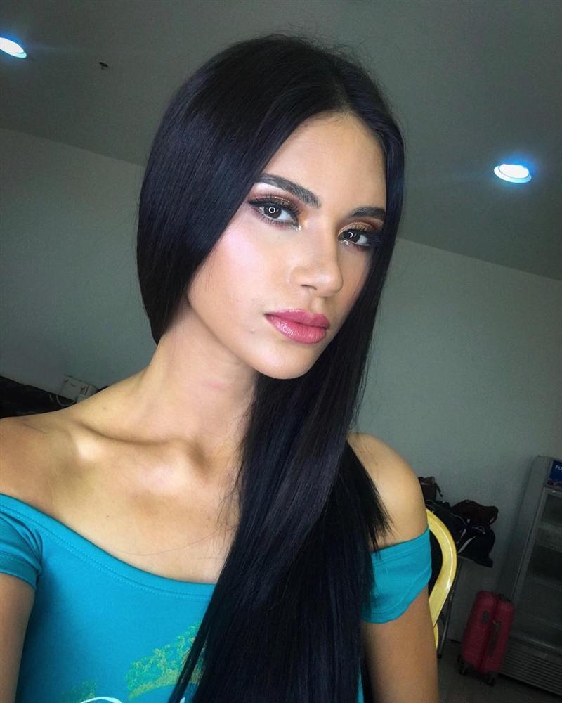 Đối thủ Philippines lộ diện quá xinh đẹp khiến fans lo sốt vó cho Hoàng Thùy tại Miss Universe 2019-9