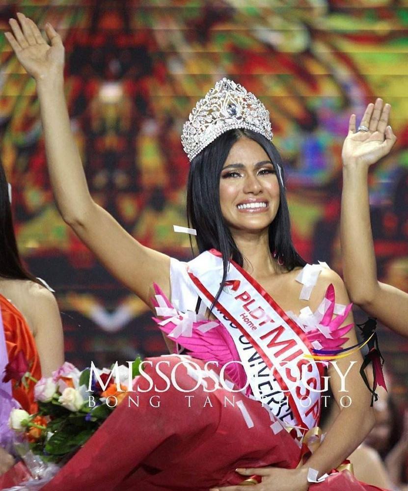 Đối thủ Philippines lộ diện quá xinh đẹp khiến fans lo sốt vó cho Hoàng Thùy tại Miss Universe 2019-3