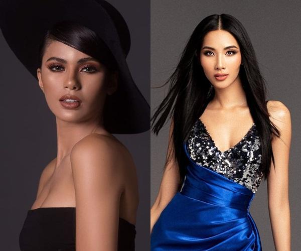 Đối thủ Philippines lộ diện quá xinh đẹp khiến fans lo sốt vó cho Hoàng Thùy tại Miss Universe 2019-11