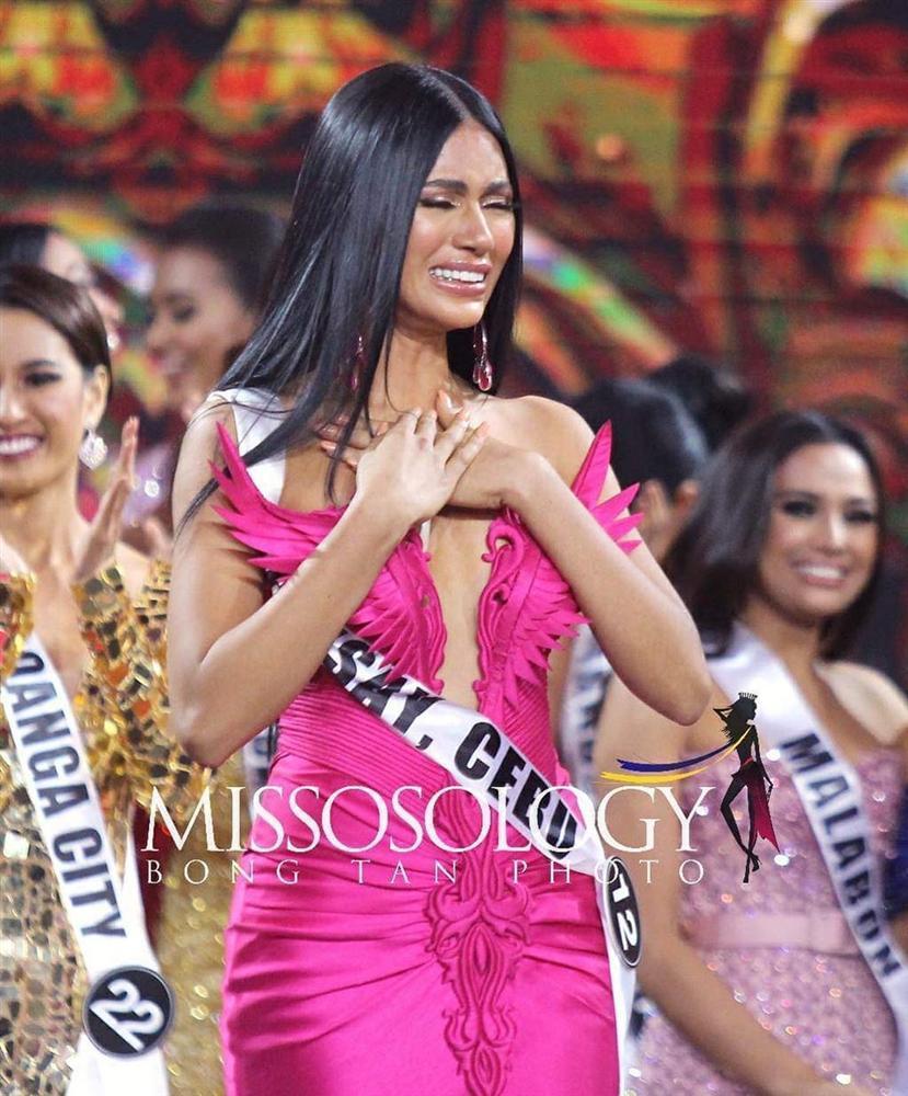 Đối thủ Philippines lộ diện quá xinh đẹp khiến fans lo sốt vó cho Hoàng Thùy tại Miss Universe 2019-1