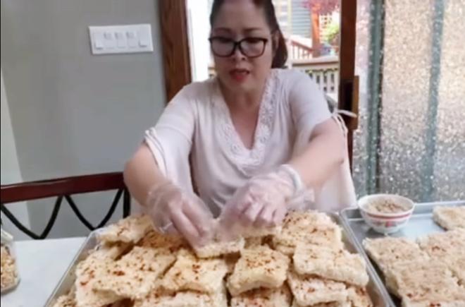 Nghệ sĩ Hồng Vân làm cơm cháy tuyên bố cạnh tranh với bà Tân Vlog và còn hé lộ một điều...-3