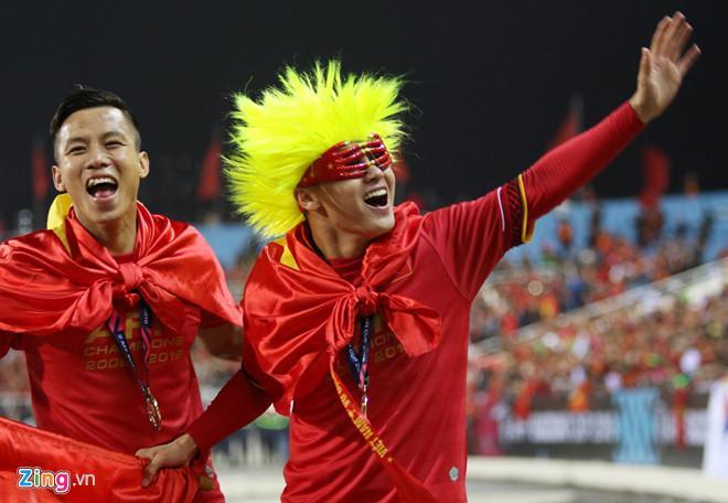 Loạt biệt danh chứng minh đội tuyển Việt Nam là một gia đình-7