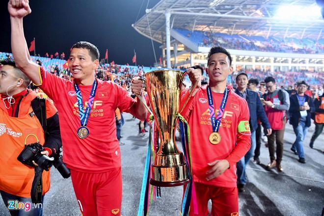 Loạt biệt danh chứng minh đội tuyển Việt Nam là một gia đình-9