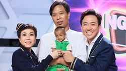 Trấn Thành - Việt Hương xúc động trước tình cảm của người thầy nhận nuôi cậu bé tí hon