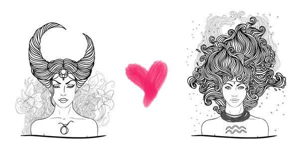 6 cặp cung hoàng đạo khắc khẩu, tốt nhất là không nên ở cạnh nhau hoặc yêu đương gì cả-6
