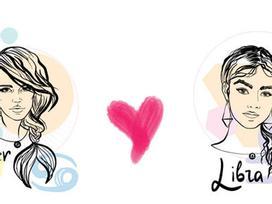 6 cặp cung hoàng đạo khắc khẩu, tốt nhất là không nên ở cạnh nhau hoặc yêu đương gì cả