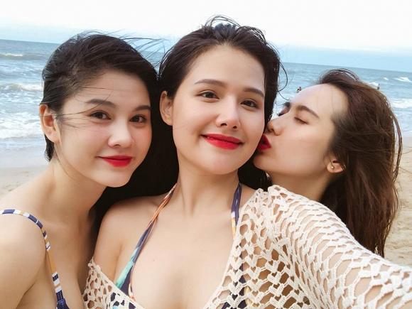 Những hội bạn thân toàn hotgirl, hotmom nổi tiếng chứng minh câu nói: Gái xinh thì phải đi cùng nhau-1