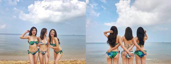 Những hội bạn thân toàn hotgirl, hotmom nổi tiếng chứng minh câu nói: Gái xinh thì phải đi cùng nhau-4