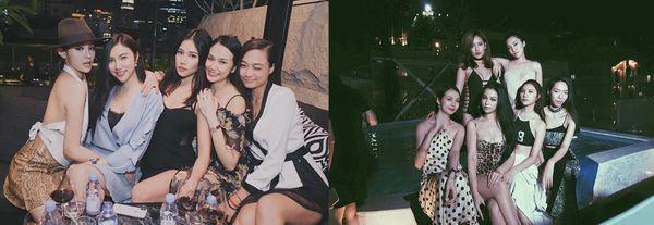 Những hội bạn thân toàn hotgirl, hotmom nổi tiếng chứng minh câu nói: Gái xinh thì phải đi cùng nhau-9