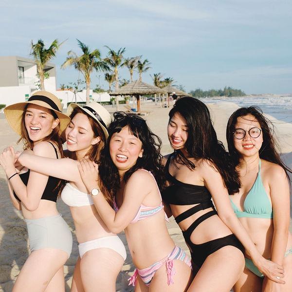 Những hội bạn thân toàn hotgirl, hotmom nổi tiếng chứng minh câu nói: Gái xinh thì phải đi cùng nhau-14